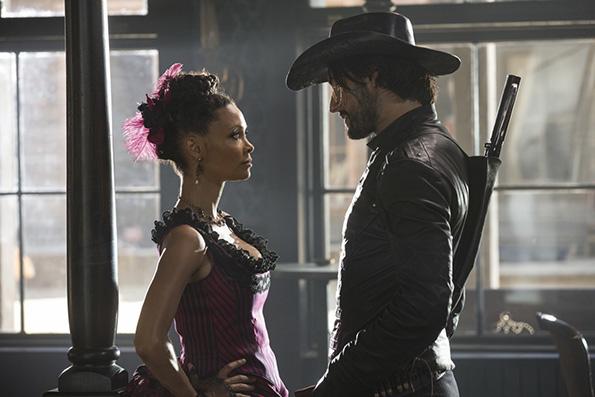 (5) ТВ серија: Западен свет (Westworld)