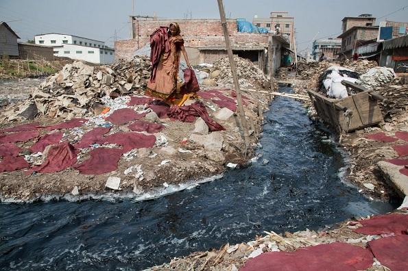 Како изгледа животот во еден од најзагадените градови во светот?