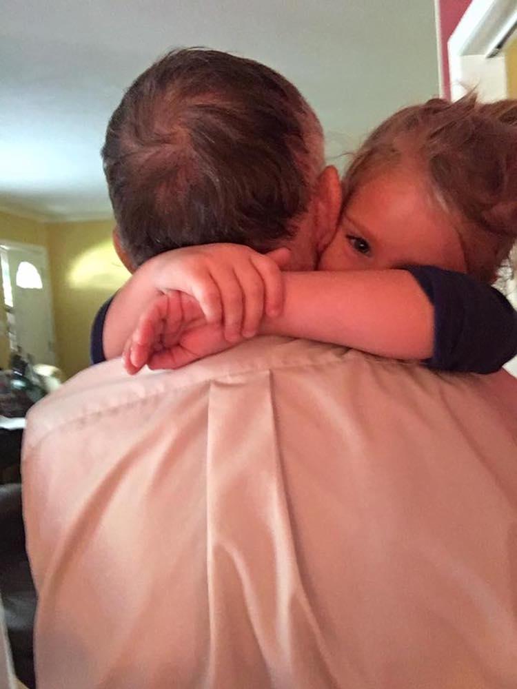 Вистинска приказна за пријателството помеѓу едно 4-годишно девојче и еден старец