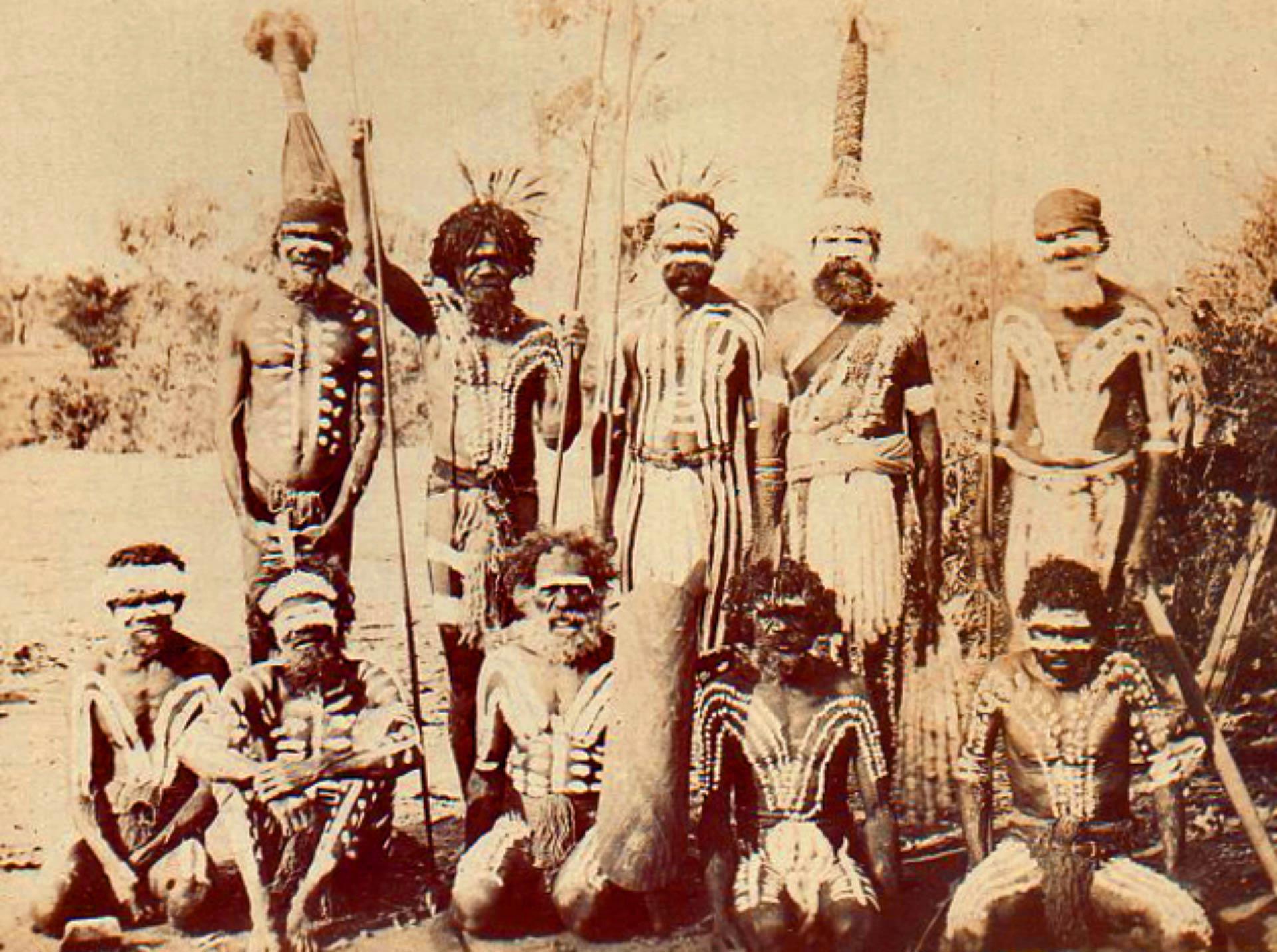 Порака од древните Абориџини: Сите ние сме посетители во ова време, на овој простор...