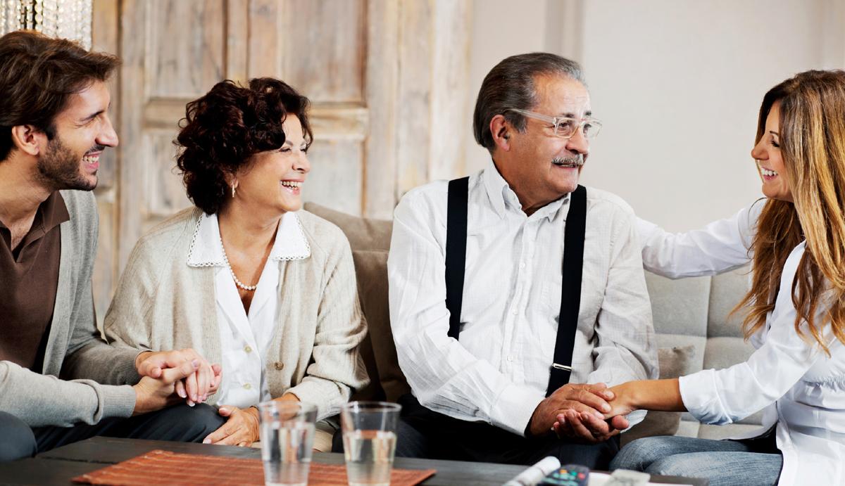 14 значајни реченици што ќе им ги стопат срцата на вашите родители