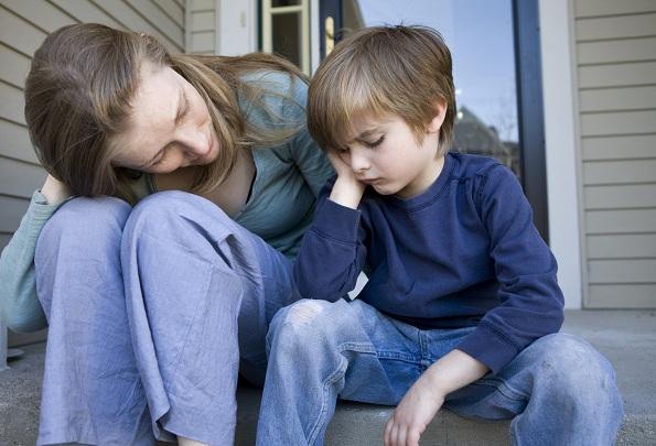 Сосема е во ред вашите деца да не бидат постојано среќни