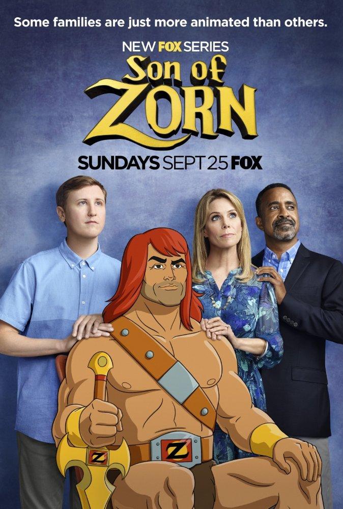 (1) ТВ серија: Синот на Зорн (Son of Zorn)