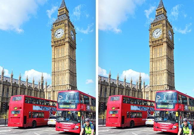 (11) Само гении можат да ги најдат разликите во овие фотографии