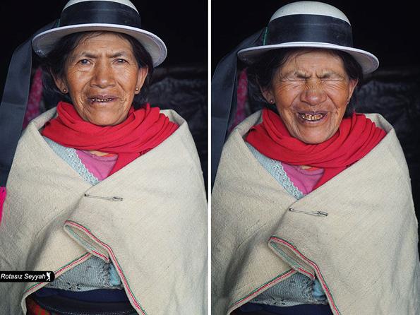 Како реагираат луѓето кога ќе им се каже дека се убави? Овој фотограф ги доловува токму тие моменти!