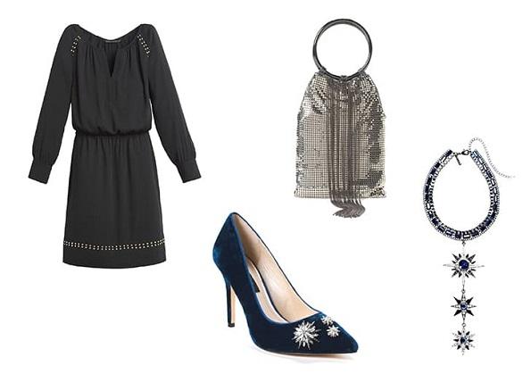 5 нови начини на кои можете да го носите вашиот краток црн фустан