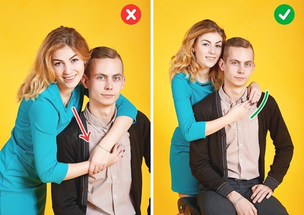 10 фотографски трикови за сите љубовни парови: Бидете фотогенични како холивудските ѕвезди