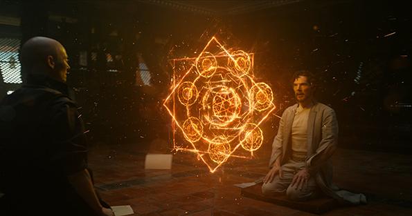 (8) Филм: Доктор Стрејнџ (Doctor Strange)