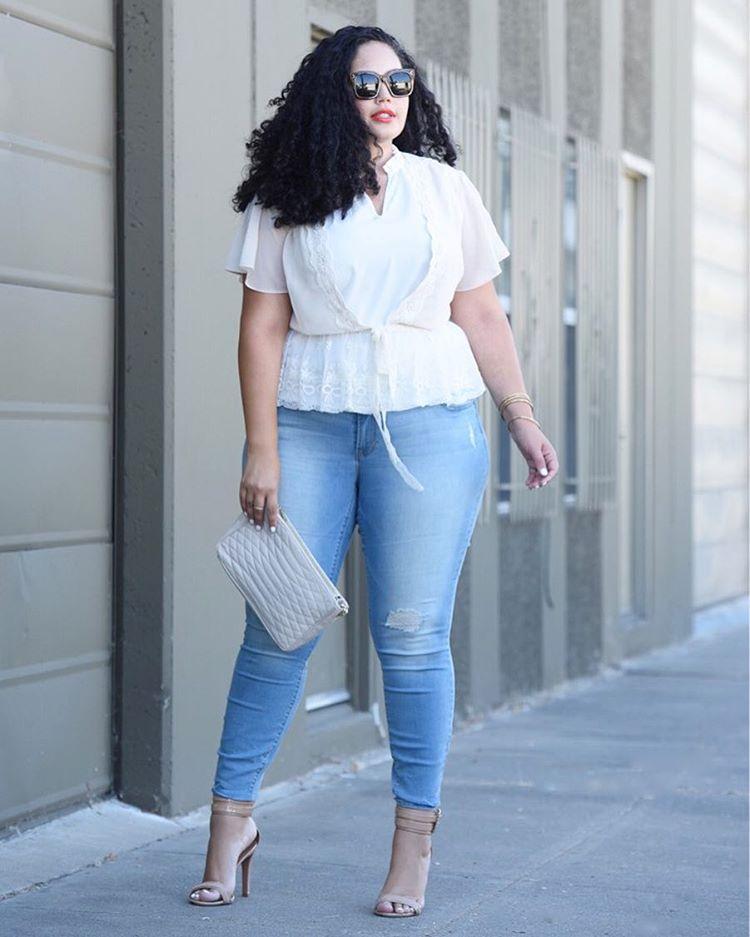 (9) Како да одберете соодветни тесни фармерки ако сте девојка со облини?
