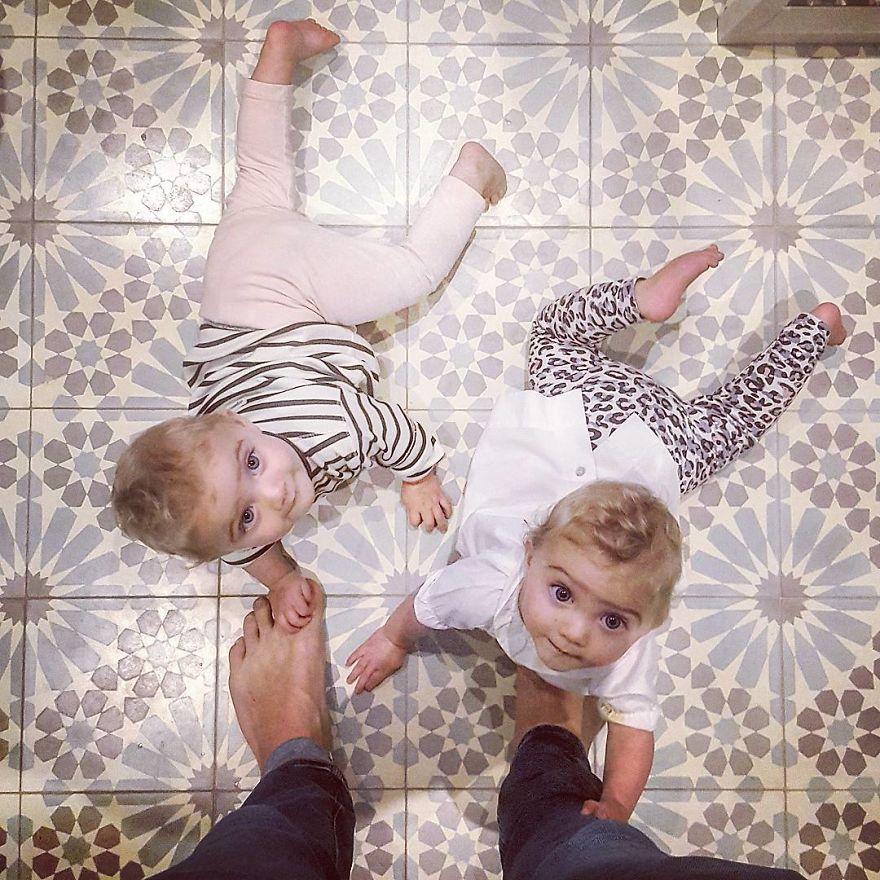 Погледнато од поинаква перспектива: Како навистина изгледа животот на татко со четири ќерки?