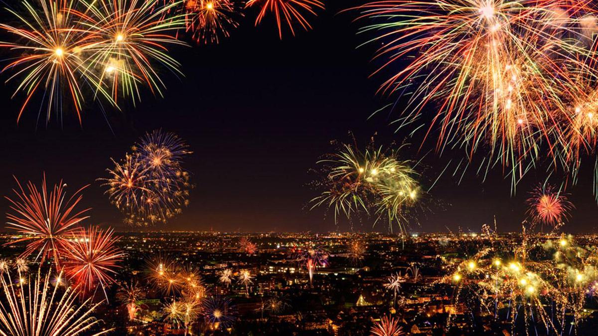 2017-та официјално започна: Одберете го главниот збор според кој ќе се водите во новата година