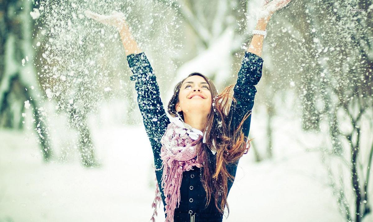 Не престанувајте да се смеете дури ни кога сте тажни. Некој можеби ќе се вљуби во вашата насмевка!