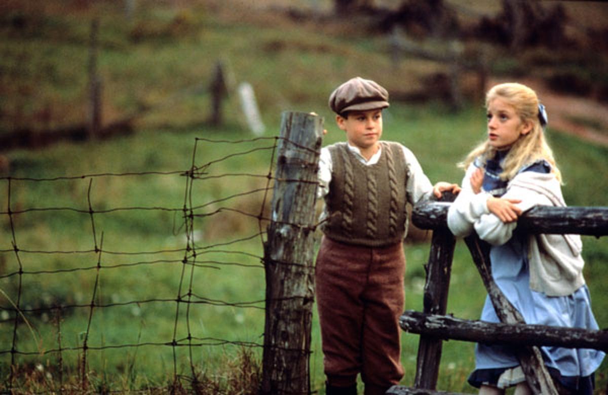 Поучна приказна: Малото момче и неговата сестра