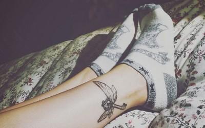 Обожавателите на Хари Потер ќе се заљубат во овие дискретни тетоважи