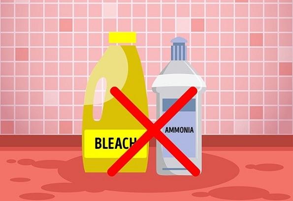 7 производи за чистење на вашиот дом кои никогаш не треба да ги мешате