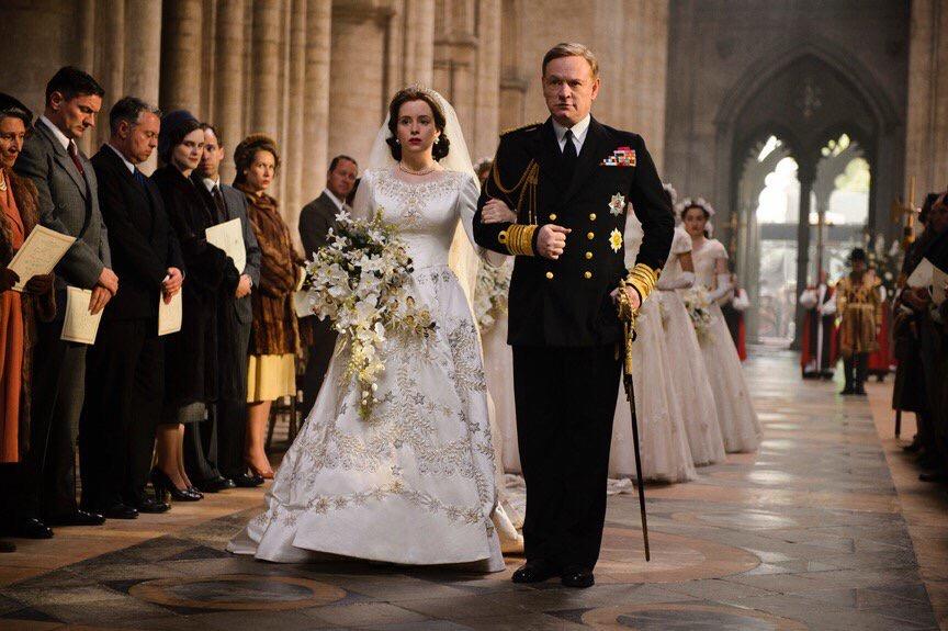 (2) ТВ серија: Круна (The Crown)