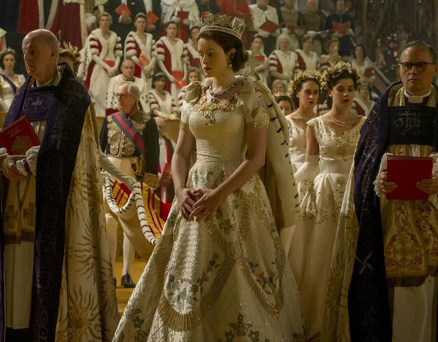 (5) ТВ серија: Круна (The Crown)