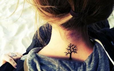 Тајни тетоважи: 7 дискретни места на кои можете да се истетовирате