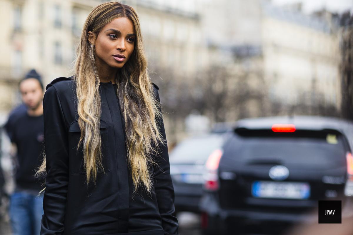 Streetstyle, Paris, Ciara