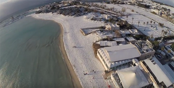 500 години старо пророштво: Снегот што ја завеа Европа можеби е знак за крај на светот
