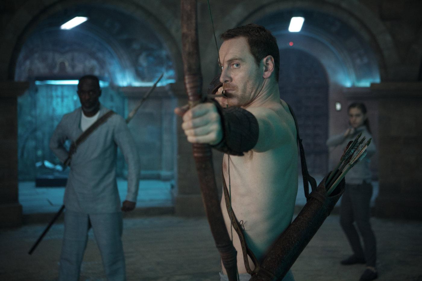 (2) Филм: Асасинс крид (Assassin's Creed)