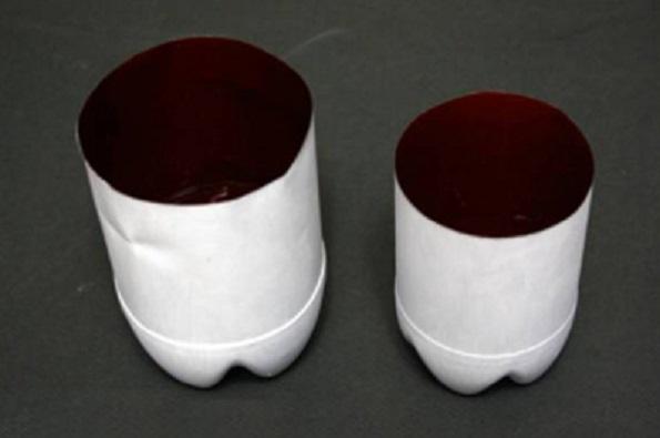 Рециклирајте ги старите шишиња и направете светилки во форма на бувови