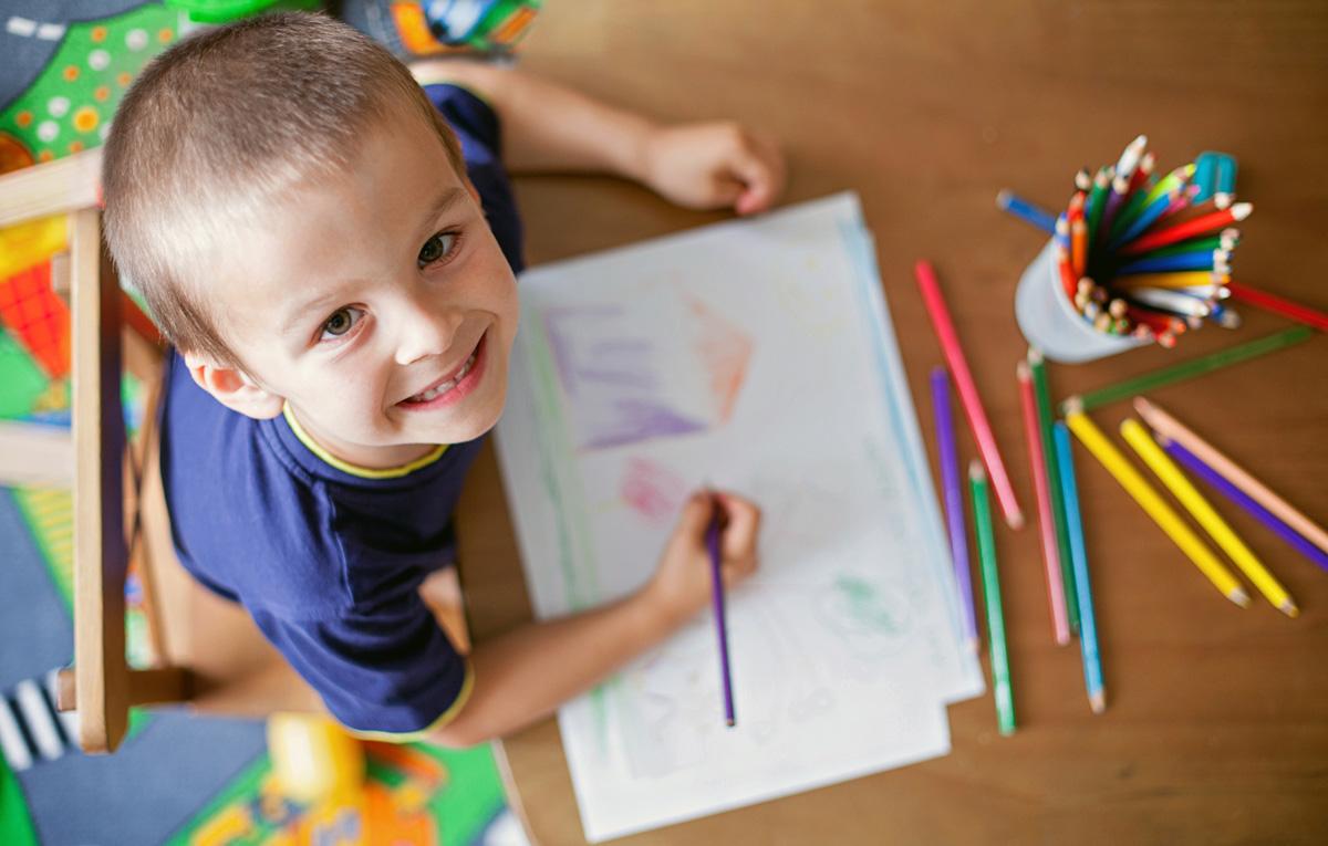"""Погледнете ги овие 6 детски цртежи на тема """"Добрина"""""""