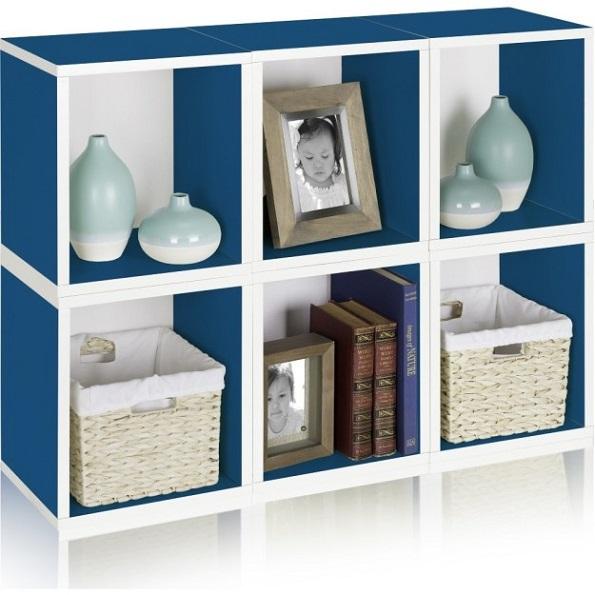 Интересни и необични начини да ги организирате книгите во вашиот дом