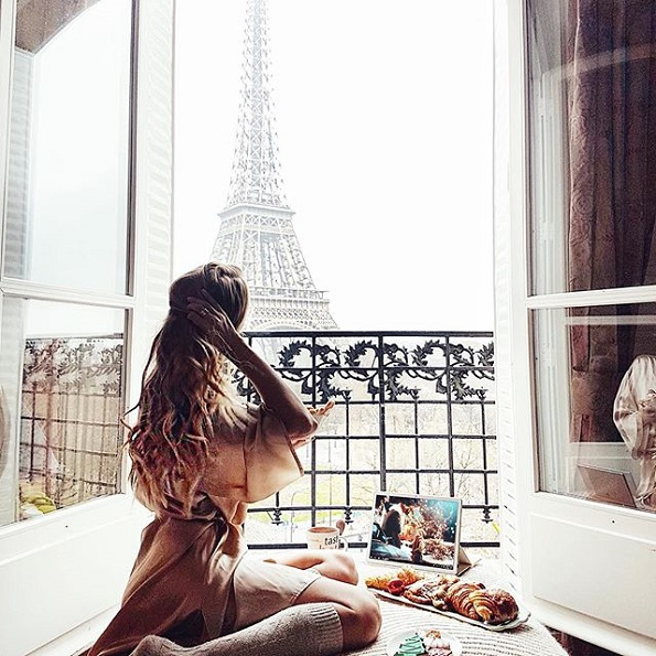 Како да го поминете Денот на заљубените како една Французинка