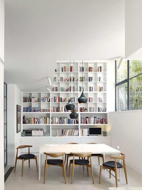 Креативни полици за книги кои ќе посакате уште веднаш да ги имате во вашиот дом