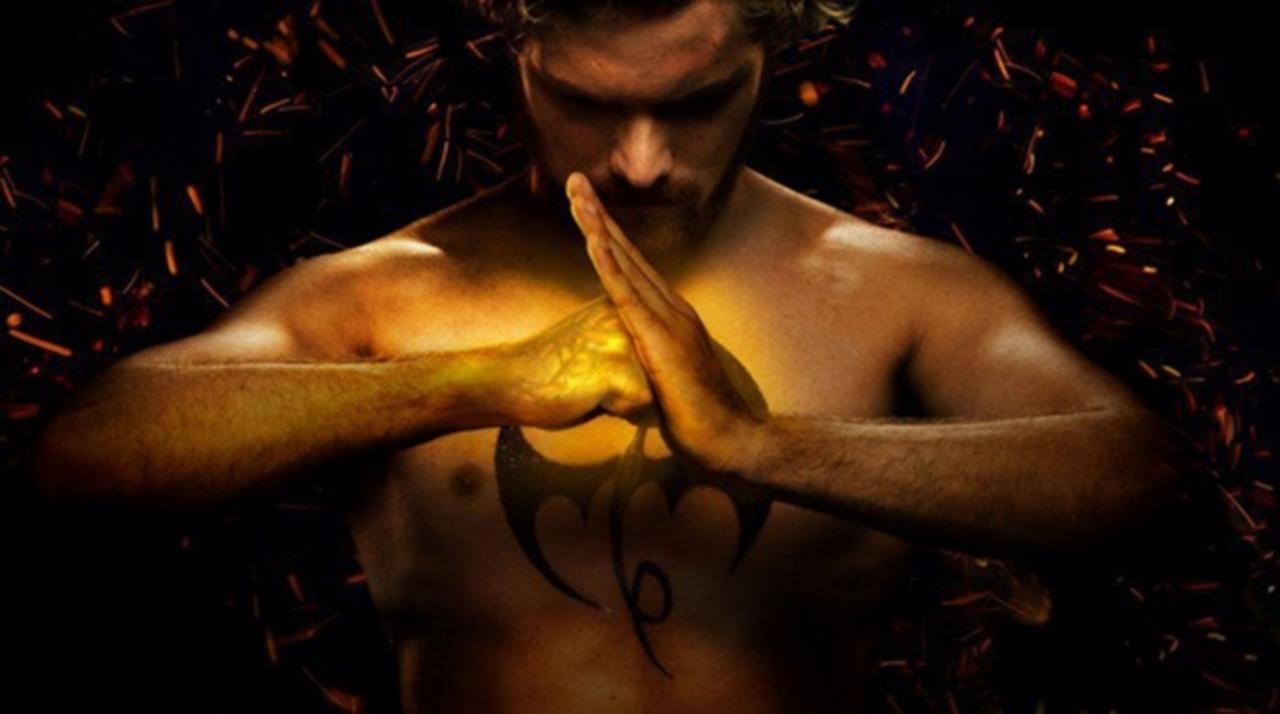 (0) ТВ серија: Железна тупаница (Iron Fist)