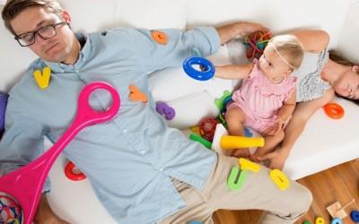 Еве зошто родителите се поизморени одошто мислите