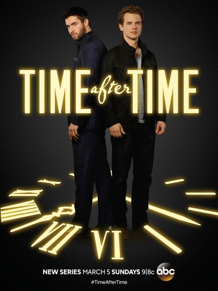 (1) ТВ серија: Повторно и повторно (Time After Time)