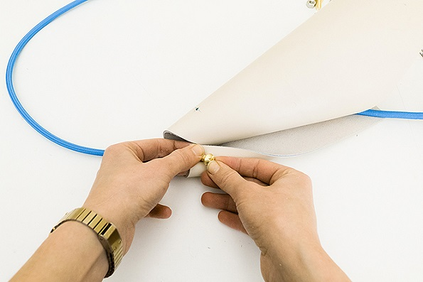 Направете сами: Едноставна висечка ламба во само 5 чекори