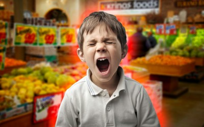 Урнебесна и поучна приказна: Како да се справите со немирно дете?
