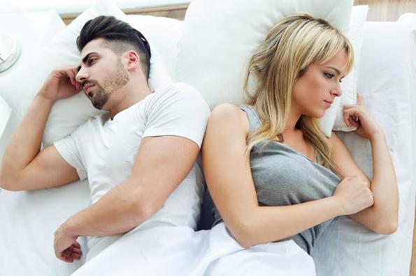 10 причини зошто не сте расположени за секс