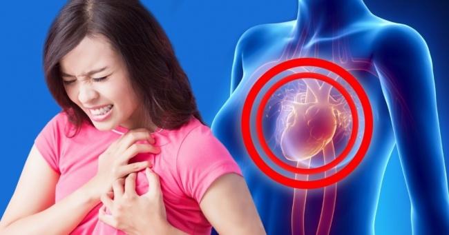 6 рани симптоми за срцев удар што се случуваат само кај жени