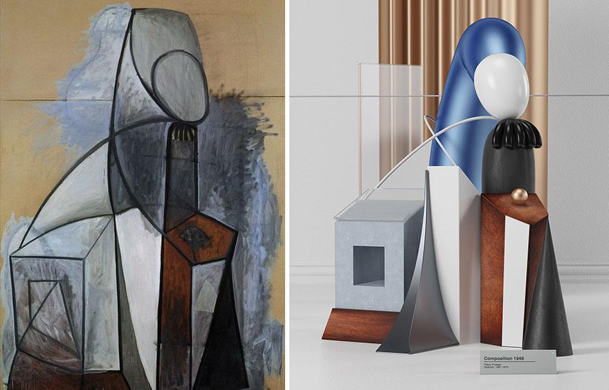 (6)7-dela-na-pablo-pikaso-rekreirani-kako-3d-skulpturi-kafepauza-mk