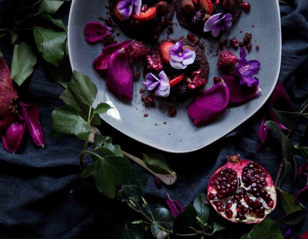 Пролетно изненадување: Цветни чоколадни тортички