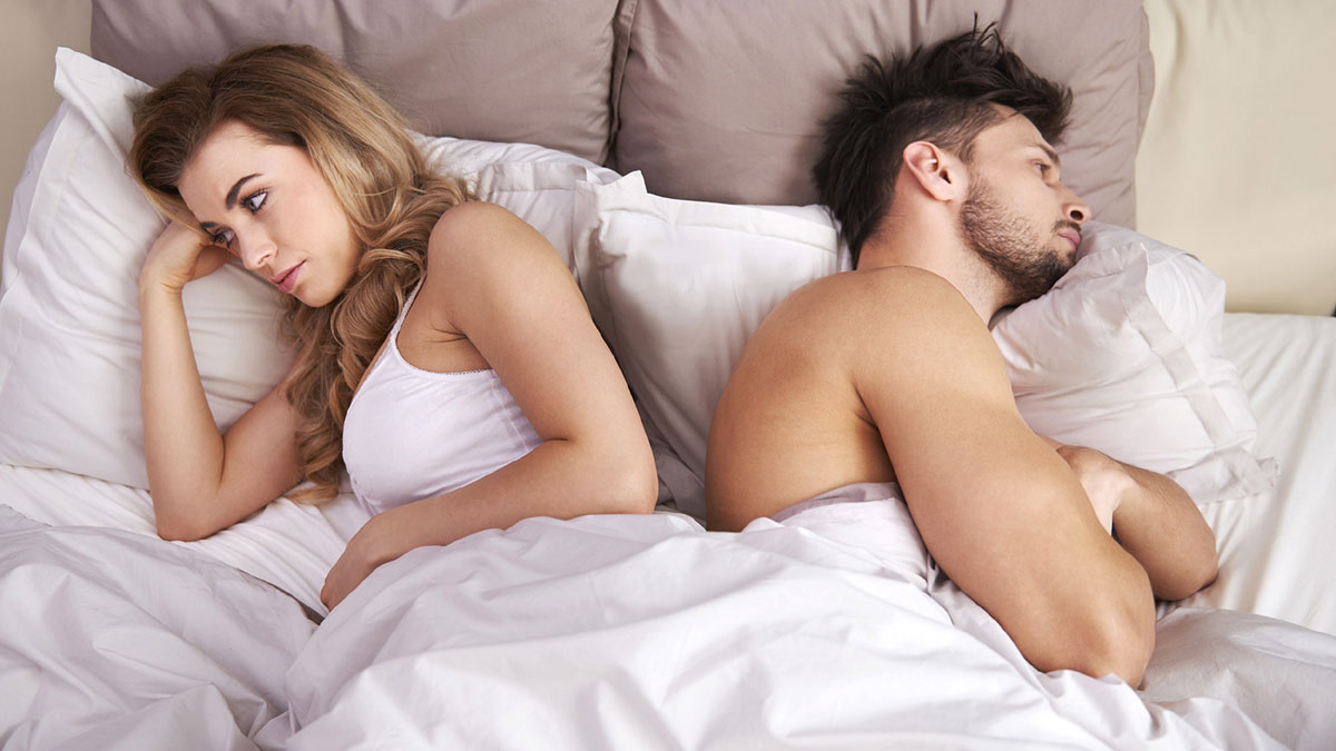 Мажите не се толку сексуално задоволни колку жените на почетокот од врската