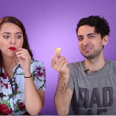 Луѓе пробуваат чудни комбинации на храна кои имаат изненадувачки добар вкус