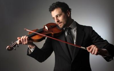 Поучна приказна: Животот е како виолина