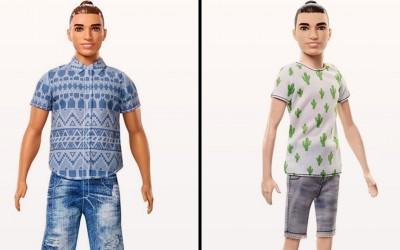 Најновата кукла Кен ќе биде многу модерна и ќе носи машка пунџичка!