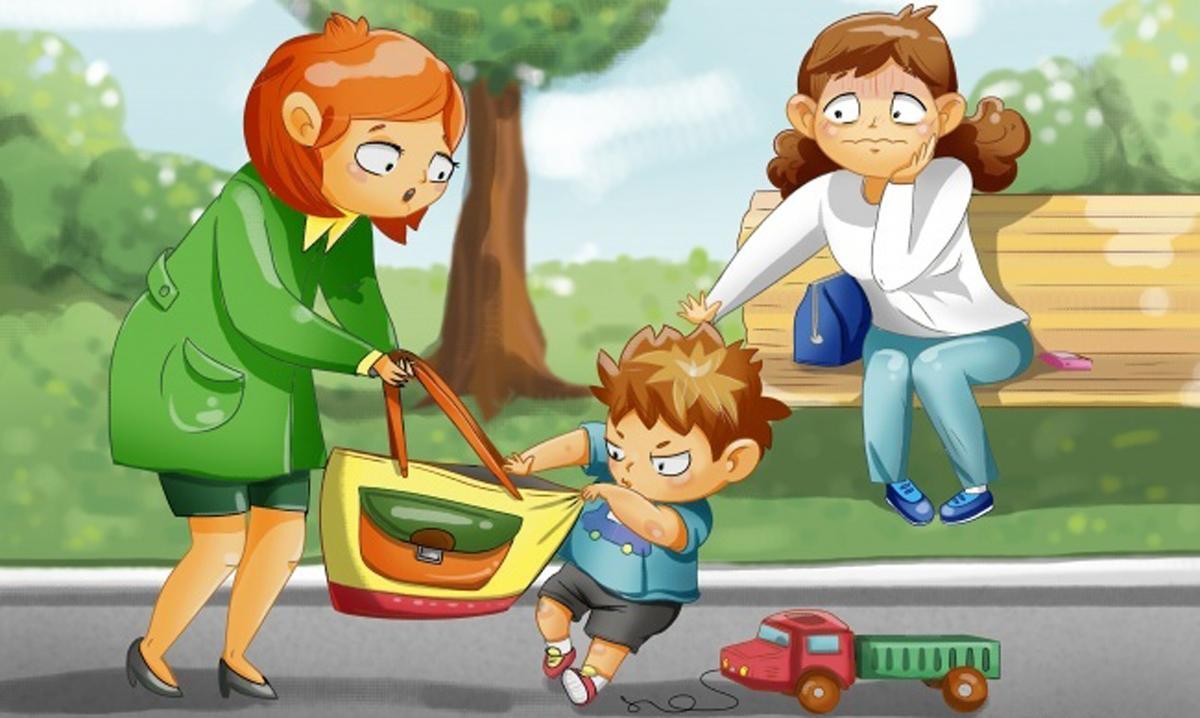 6 проблеми во однесувањето на децата за кои се виновни родителите