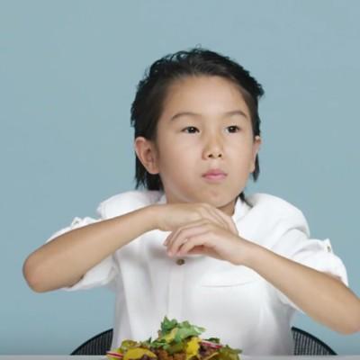 Деца за прв пат пробуваат веганска храна