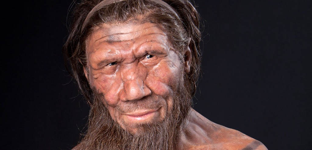 Scientifically accurate Neanderthal model by Kennis & Kennis