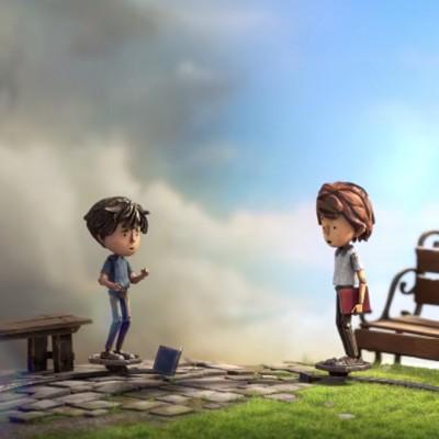 Краток анимиран филм со моќна порака: Како да се ослободиме од оковите на општеството?