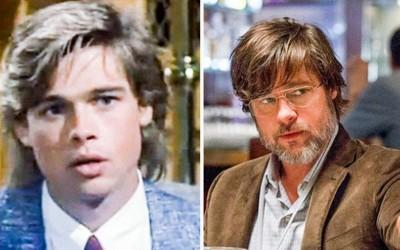 Како изгледале нашите омилени актери во нивните први филмови, а како изгледаат денес?