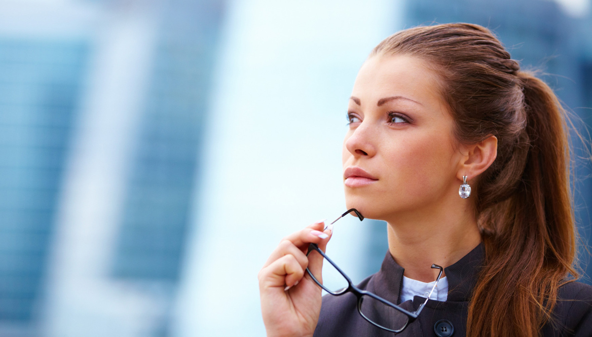Силните жени одбиваат да се грижат за непотребни работи