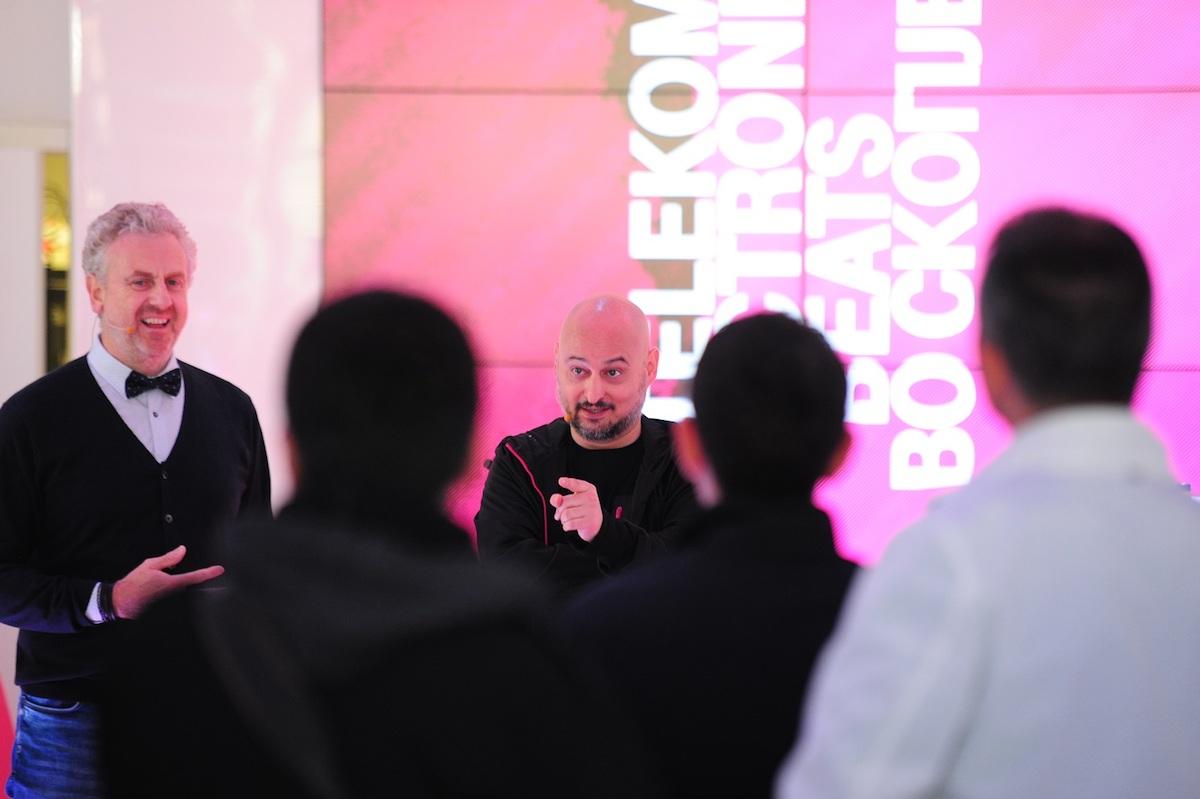 Telekom Electronic Beats – премиерно во Македонија
